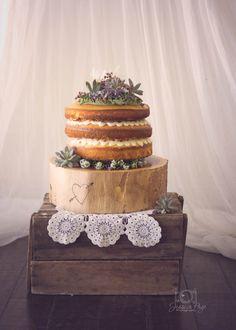 RUSTIC woodlands Wedding Cake TREE SLICE by JekkiLu on Etsy
