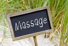 Massage sign on beach. Closeup of massage blackboard sign on sandy dune with bla , Ayurvedic Herbs, Ayurvedic Medicine, Ayurveda, Formation Massage, Life Coach Certification, Sanskrit Words, Good Massage, Wellness, Nail Spa