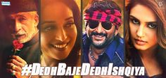 Lyrics Plane: Dedh Ishqiya Trailer Review