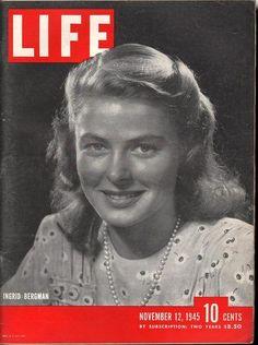 Life November 12 1945