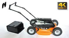 Rotary Garden Mower (MOC - First Version)