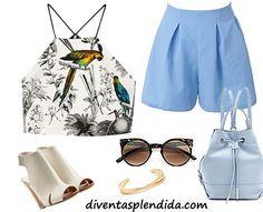 outfit per andare in discoteca in estate