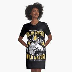 Promote | Redbubble Promotion, National Parks, Cartoon, Studio, T Shirt, Tops, Women, Fashion, Supreme T Shirt