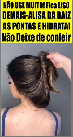 Estilo Kylie Jenner, Long Bob, Facial, Hair Beauty, Health, How To Make, Homemade Hair, Hair Remedies, Loosing Weight