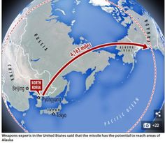 Australia now within range of new North Korean missile | Daily Mail Online