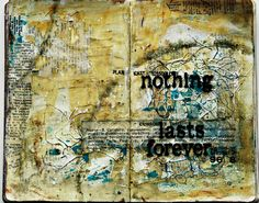 Nothing lasts forever by Miss Marple