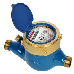 Teksan Tr Q3 Water Meter 2,5 M3/H T50 Dn15 165mm
