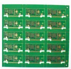HDI(1+(2)+1) multilayer PCB with ENIG surface finish