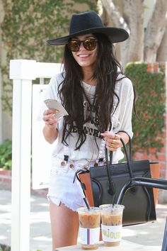 Vanessa) good morning! I'm getting coffee with my sister, Madison. If anyone wants to join us! *smiles*