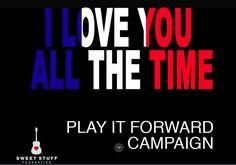 """Best Youhforman parte de la lista de artistas que se han juntado para el proyecto""""Play It Forward""""de la banda norteamericanaEagles of…"""