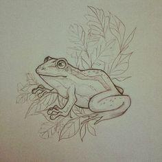 #frog #pencil #sketch #drawing #art #illustration #tattoodesign #piirustus #essitattoo #draw #artist #illustrator #tattooartist #tattoosketch #sketchbook #sketch_daily #artsy #instaart #instaartist #naturelovers