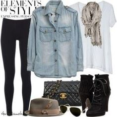 Must have outfits! by olive