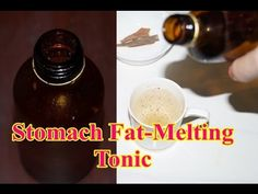 Miracle Fat Melting Weight Loss Tonic For Flat Stomach, Slim Thighs & Hips in 8 Days | Viral Fb Videos