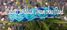 Stellas Caribbean Dream ohne Rand | Swiss Paracord
