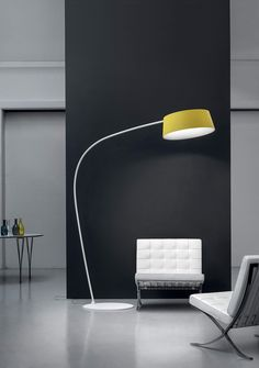 Discover Oxygen in the new catalogue Material & Design Lighting by Linea Light Group. #LED #lighting #floorlamp #design