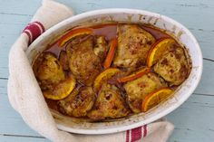 Cinco Quartos de Laranja: Frango assado no forno com laranja Ratatouille, Chicken Wings, Carne, Chicken Recipes, Dishes, Beef, Cooking, Ethnic Recipes, Oven Roasted Turkey