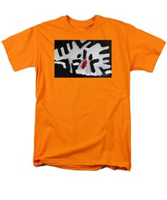 Patrick Francis Orange T-Shirt featuring the painting White Tiger 2014 by Patrick Francis Gold T Shirts, Tee Shirts, Sigma Gamma Rho, Orange T Shirts, Baby Design, Neon, The Incredibles, Mens Tops, Shopping