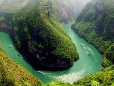 TRAVEL- Yangtze River, China