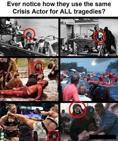 A little crisis actor humor!