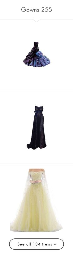 """""""Gowns 255"""" by singlemom ❤ liked on Polyvore featuring dresses, gowns, long dress, vestidos, long lace dress, long evening dresses, long lace gown, formal evening gowns, prom gowns and green gown"""