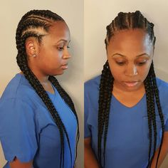 80 Adorable Cornrow Hairstyles — Can't But Get Noticed Check more at http://hairstylezz.com/best-cornrow-hairstyles/