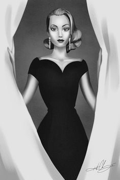 Grace Kelly on Behance