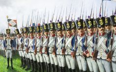 French Line Infantry 1811 by lathander1987 on DeviantArt