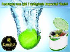 Pastrues pa ujë i ushqimit Imperial Tech. Tech, Life, Technology