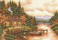 "Gallery.ru / Tatiananik - album ""Autumn Evening"""