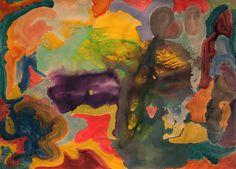 visionary, cosmic, spiritual, outsider art