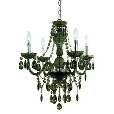 Mini Chandelier is the perfect choice for you who need best lighting for some rooms in your home