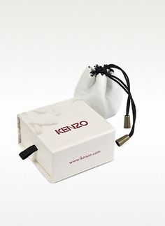 Stunning designer jewelry from Kenzo | Tastes Magazine | Stylish packaging