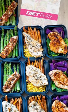 Make the most of your fitness in the gym and kitchen! The 4 Week Shred Meal Plan takes the guesswork out of choosing the best foods, portions, and meal timing, especially for YOU.