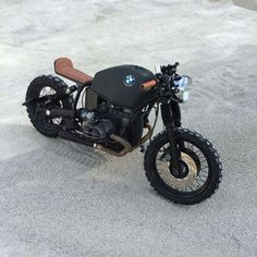 BMW R80 R  #caferacer | BMW NA | BMW MOTORCYCLES | BMW USA | VINTAGE | caferacerpasion.com