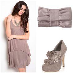 Mocha Mocha Dress