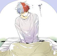 My Hero Academia - Todoroki Shouto Boku No Hero Academia, My Hero Academia Manga, Cute Gay, Anime Guys, Manga Anime, Ken Tokyo Ghoul, Hero Academia Characters, Thats Not My, Akira