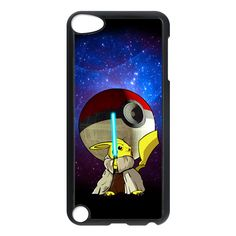 Pokemon Star Wars Cross Over iphone case