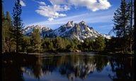 The Sawtooth Range .... Mt. McGown