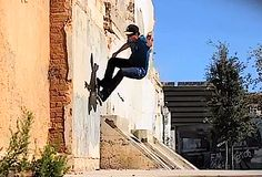 Skateboarder Bruno Aballay Hits The Streets Of Italy (VIDEO)