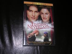 Finding Neverland in Nate's Garage Sale in West Des Moines , IA for $3. Negotiate for any and all items! More information on items will be provided upon request. Seller will not ship items: Buyer must coordinate pickup.