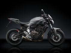 Yamaha MT 07 Rizoma