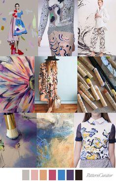 OIL PASTEL | pattern curator | Bloglovin'
