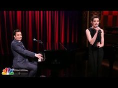 Jimmy Fallon & Anne Hathaway: Broadway Covers Of Hip Hop Songs