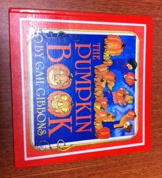 The pumpkin book by gail gibbons online games