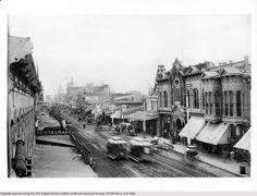 Second & Main 1889, Los Angeles