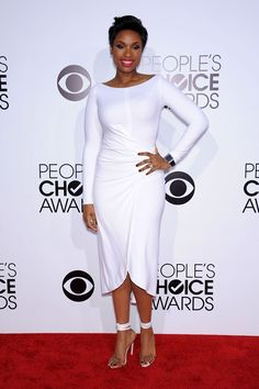 People's Choice Awards 2014 winners and dresses -Dresses – Red Carpet Dresses & Outfits (Vogue.com UK)
