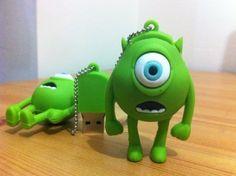 8GB Mini Mike Wazowski Memory Stick