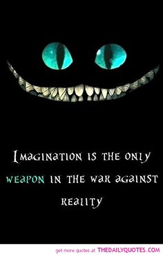 Alice and Wonderland Imagination ..Thought you'd love tpo, @Stephanie Close Walker