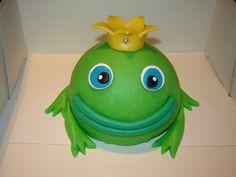 prince charming cake