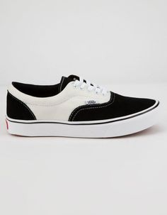 58f806b990 VANS ComfyCush Era Black   Mars Shoes - BLKWH - 340308125